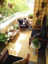 Adorable small patio garden design ideas 19