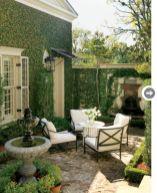 Adorable small patio garden design ideas 37