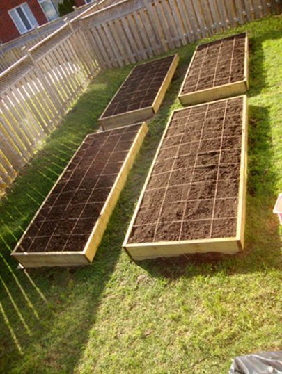 Affordable backyard vegetable garden designs ideas 11