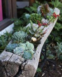 Amazing wooden garden planters ideas you should try 19