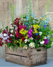 Amazing wooden garden planters ideas you should try 48