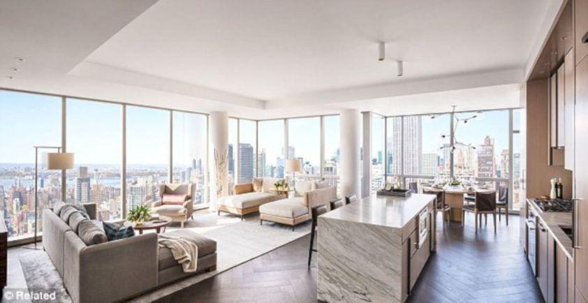 Apartment interior design 12