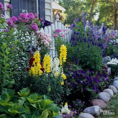 Beautiful flower garden decor ideas everybody will love 04