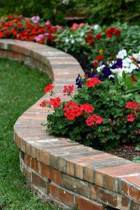 Beautiful flower garden decor ideas everybody will love 07