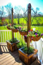 Beautiful flower garden decor ideas everybody will love 47