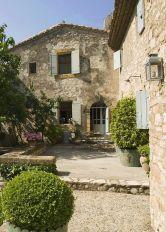 Beautiful french cottage garden design ideas 03