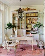 Beautiful french cottage garden design ideas 62