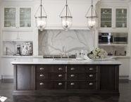 Beautiful hampton style kitchen designs ideas 13