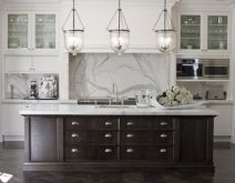 Beautiful hampton style kitchen designs ideas 13