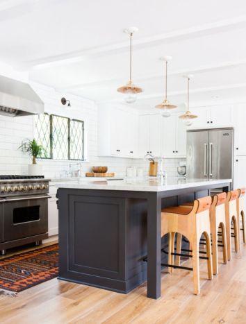 Beautiful hampton style kitchen designs ideas 28