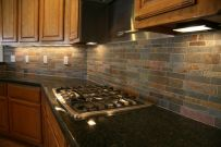 Beautiful kitchens ideas with black granite 06