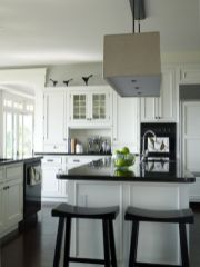 Beautiful kitchens ideas with black granite 53