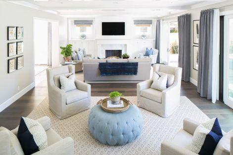 Beautiful long narrow living room ideas 44