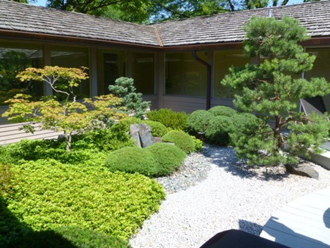 Beautiful modern japanese garden landscape ideas 02 ... on Backyard Japanese Garden Design Ideas id=38925
