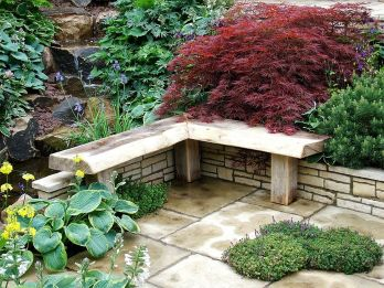 Beautiful modern japanese garden landscape ideas 16