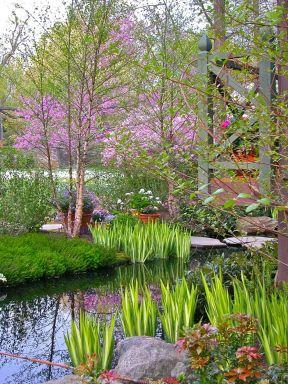 Beautiful modern japanese garden landscape ideas 20