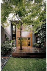 Beautiful modern japanese garden landscape ideas 25