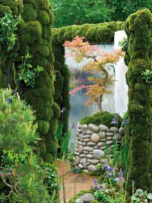 Beautiful modern japanese garden landscape ideas 40