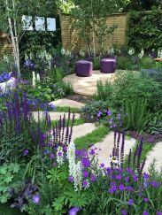 Beautiful modern japanese garden landscape ideas 58