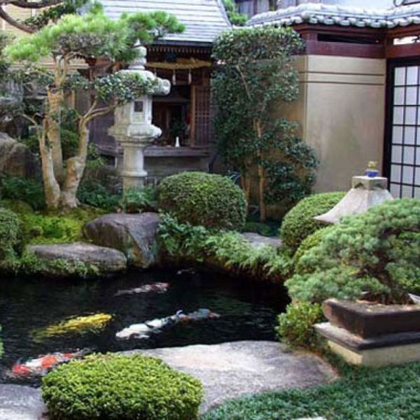 63 Beautiful Modern Japanese Garden Landscape Ideas
