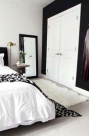 Black and white bedroom furniture 41