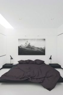 Black and white bedroom furniture 43
