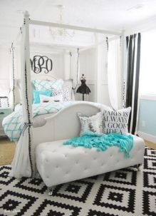 Black and white bedroom furniture 51