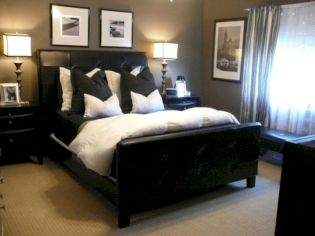 Black and white bedroom furniture 59