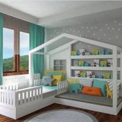 Childrens bedroom furniture 59