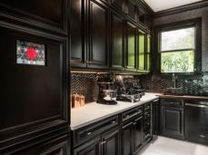 Cool contact paper kitchen cabinet doors ideas to makes look expensive 09