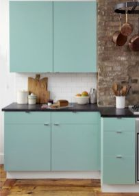 Cool contact paper kitchen cabinet doors ideas to makes look expensive 31