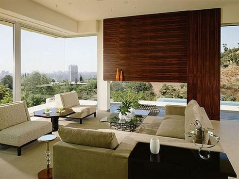 Cool decorating ideas for large living room wall 32