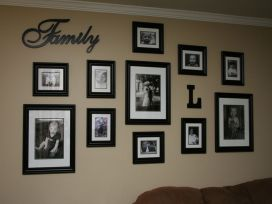 Cool decorating ideas for large living room wall 38