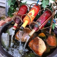 Cool ideas for garden fountains design you should try 15