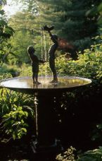 Cool ideas for garden fountains design you should try 22