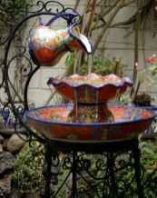 Cool ideas for garden fountains design you should try 34