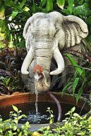 Cool ideas for garden fountains design you should try 43