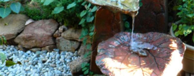 Cool ideas for garden fountains design you should try 68
