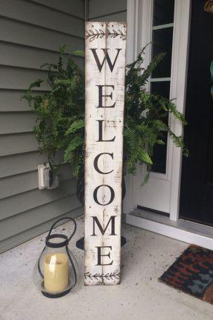Creative front porch garden design ideas 15