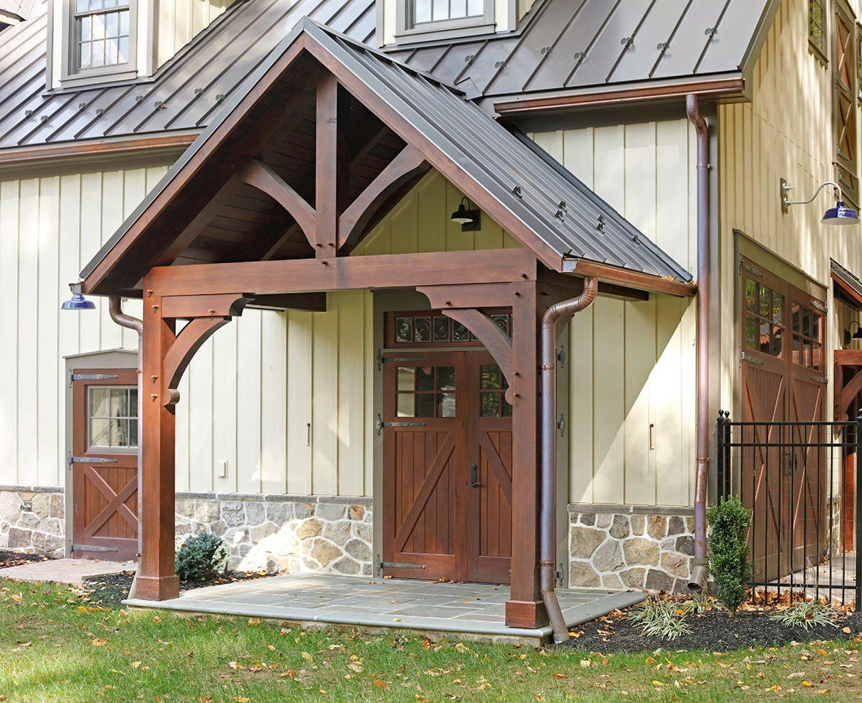 Creative front porch garden design ideas 34