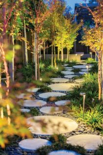 Creative garden design ideas for slopes 02