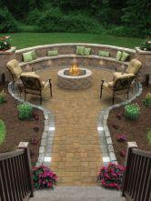 Creative garden design ideas for slopes 16