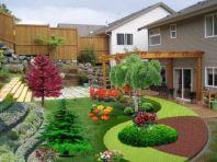 Creative garden design ideas for slopes 36