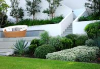 Creative garden design ideas for slopes 38