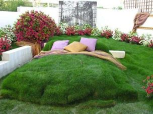 Creative garden design ideas for slopes 41
