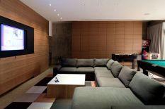 Creative ideas hiding a tv in the living room 54
