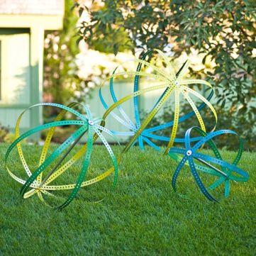 Cute and cool garden art for kids design ideas 05