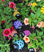 Cute and simple school garden design ideas 18