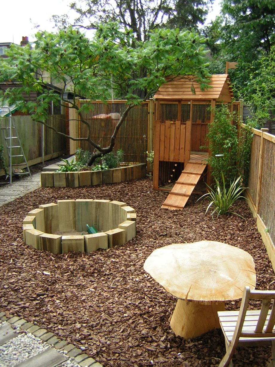 Cute and simple school garden design ideas 22 - ROUNDECOR