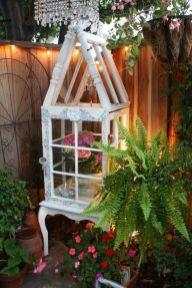Cute and simple tiny patio garden ideas 87